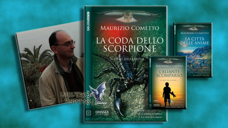 La Coda dello Scorpione - Cometto - Recensione