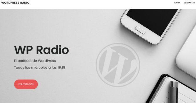 WP radio