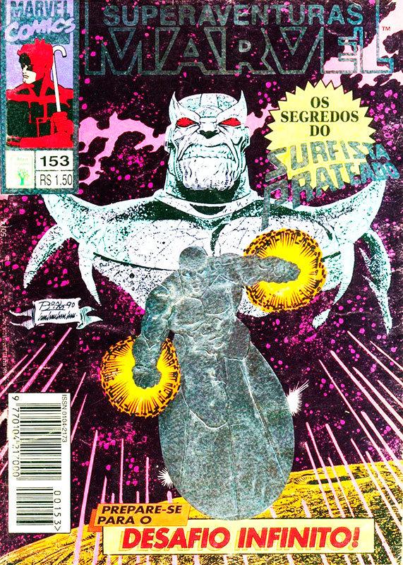 Superaventuras Marvel # 153
