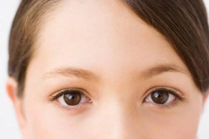 occhi di ragazza