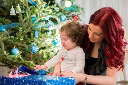 Natale con mamma