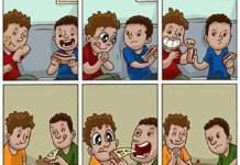 condivisione tra fratelli