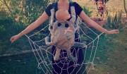costume carnevale bimbo ragno