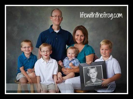 foto di famiglia