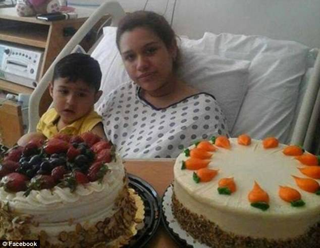 mamma in ospedale