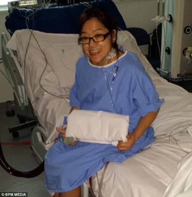 mamma ospedale