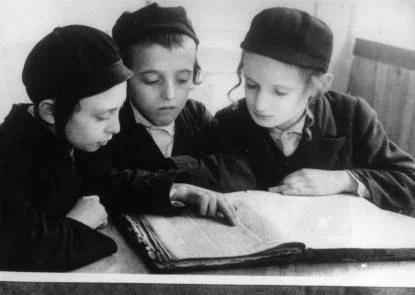 I bambini della Shoah