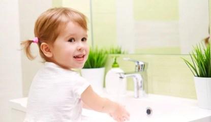 bambini e igiene