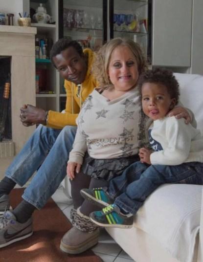 mamma con osteogenesi imperfetta 3