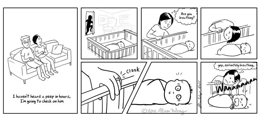 vignetta mamma