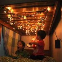 soffitto illuminato