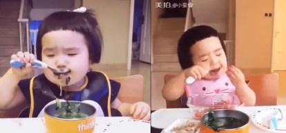 bambina cinese