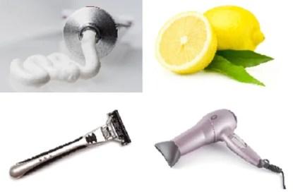 trucchi per pulire