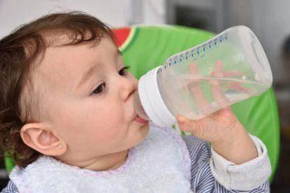acqua e neonati