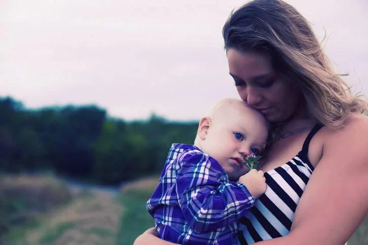 """""""Qualcosa non va con tuo figlio? Fidati dell'istinto"""": i consigli di una mamma"""