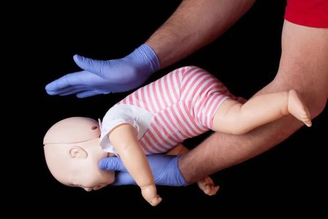 soffocamento nei bambini