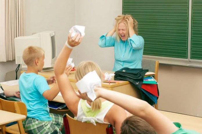 comportamento alunni