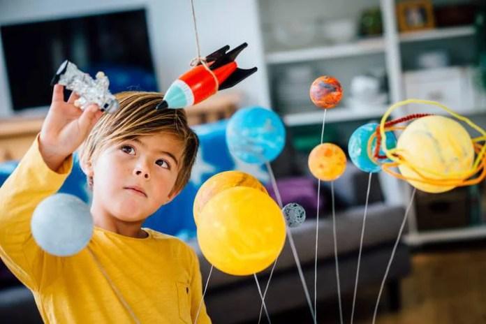 bambini sviluppano le competenze