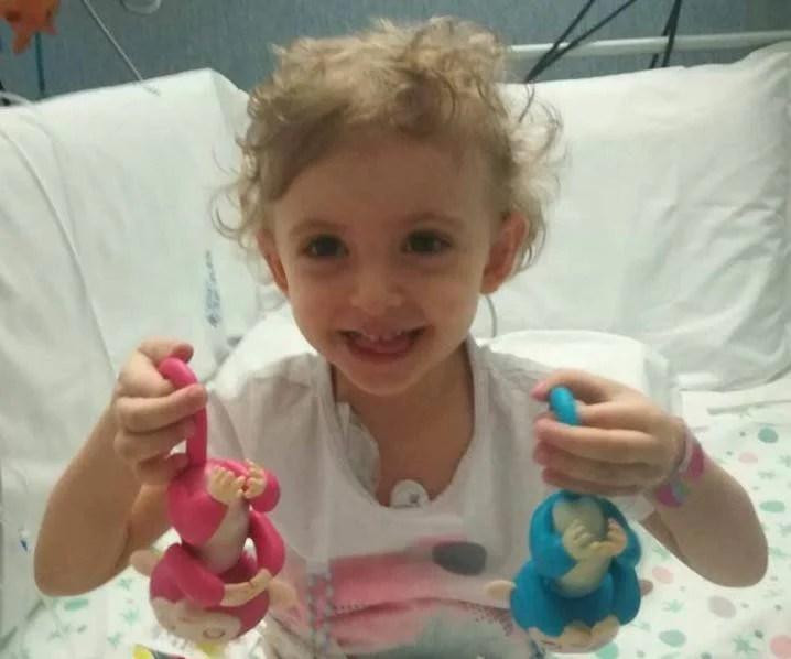 Elisa, malata di leucemia: fatto il trapianto del midollo