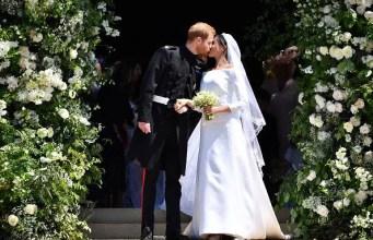 matrimonio harry e meghan