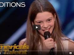 Courtney Hadwin America's Got Talent