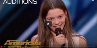 Courtney Hadwin America's Got Talent