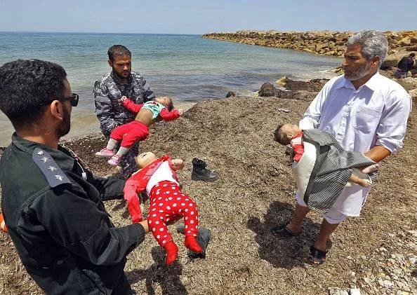 Unhcr, nuovo naufragio in Libia: 114 dispersi