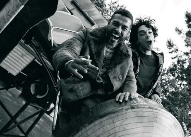 Alessandro Gassman e Leo