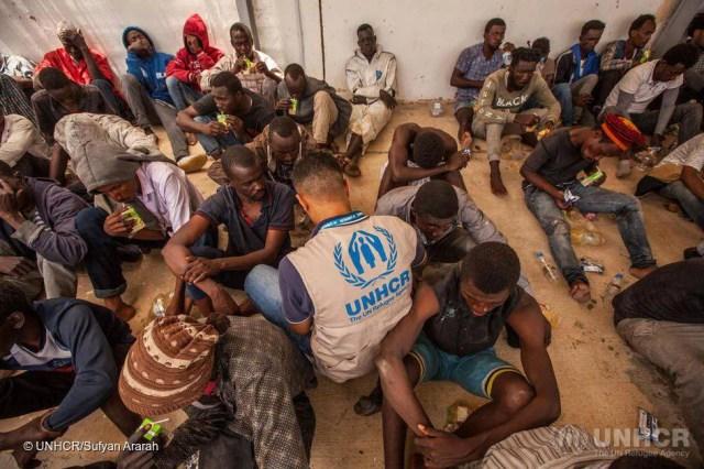 naufragio in libia unhcr