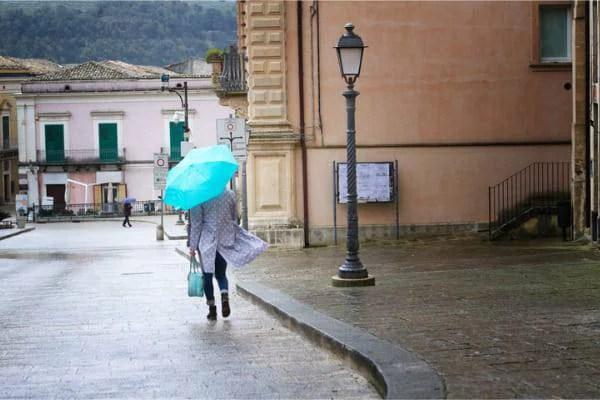 meteo del weekend in italia