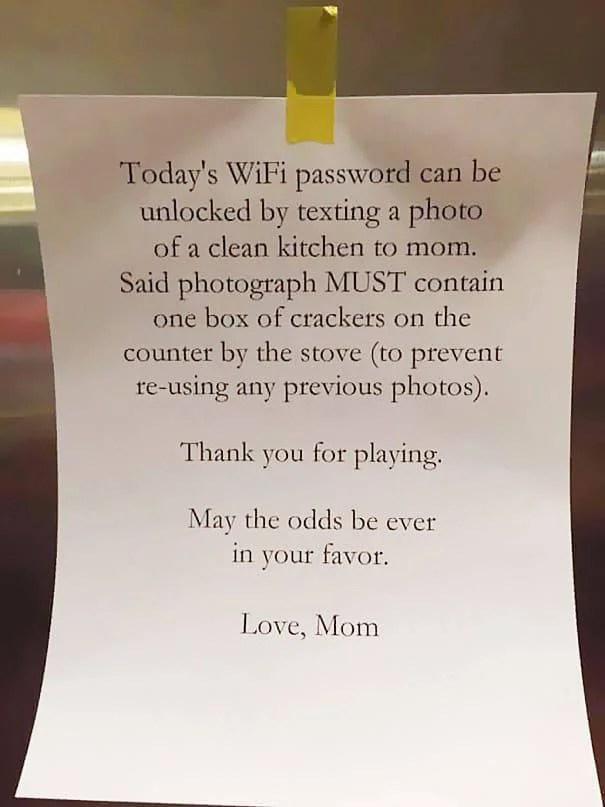 biglietto di una mamma 1