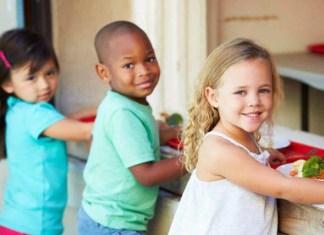 mensa scolastica discriminazione