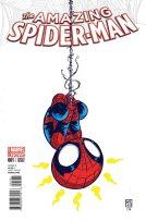 Portada alternativa de Amazing Spider-Man #1