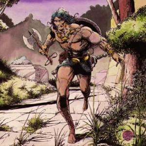 Conan pos Barry Windsor Smith