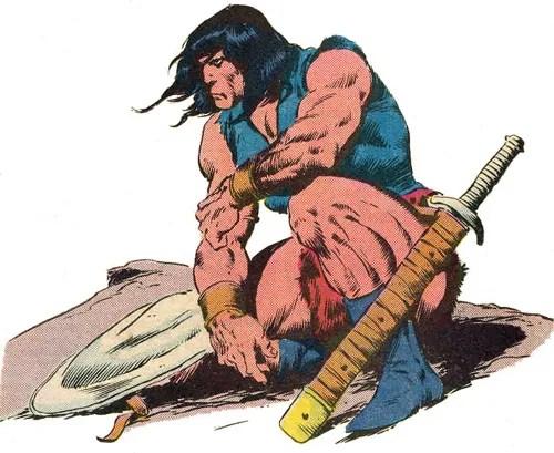 Conan por John Buscema