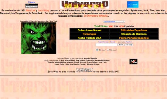 Universo Marvel 1.0