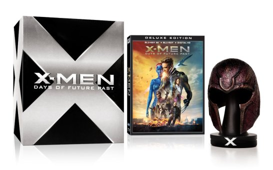 X-Men: Days of Future Past (Amazon Exclusive) [Blu-ray]