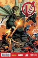 Los Vengadores v4, 41
