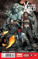 Portada All-New X-Men #27