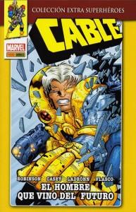 Portada Colección Extra Superhéroes #18
