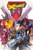 Portada Deadpool Vs. X-Force #1