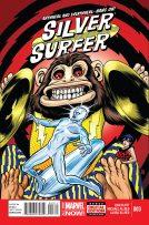 Portada Silver Surfer #3