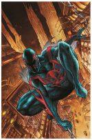 Portada Spider-Man 2099 #1