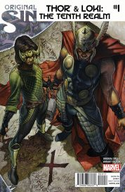 Portada Thor & Loki: The Tenth Realm #1