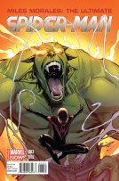 Portada alternativa Miles Morales: Ultimate Spider-Man #3