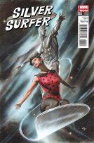 Portada alternativa Silver Surfer #3