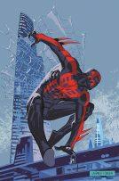 Portada alternativa Spider-Man 2099 #1