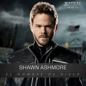 hawn Ashmore es El Hombre de Hielo