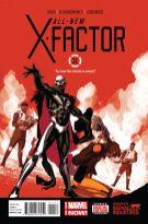 All-New X-Factor 11 - Portada