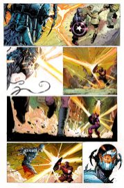 OGN. Avengers: Rage of Ultron, página interior 3